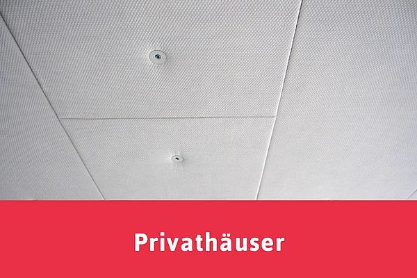 Kellerisolation: Privathäuser