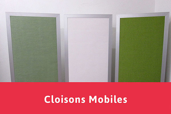 Cloisons Mobiles