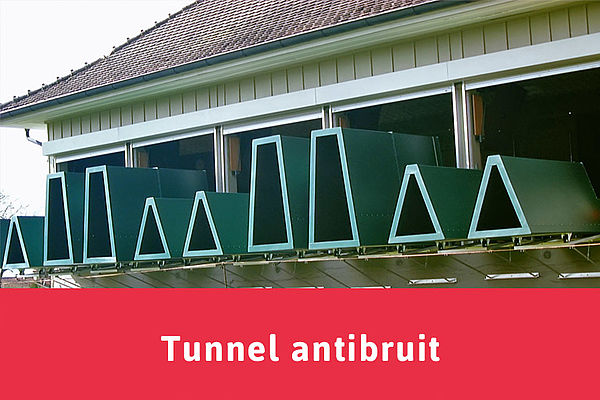 Tunnel antibruit