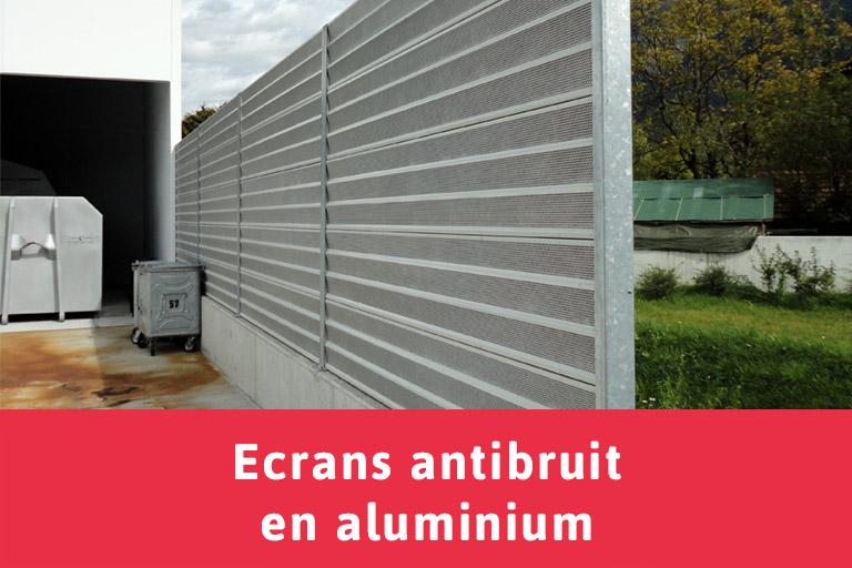 Insonorisation for Ecran anti bruit exterieur