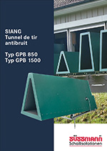 SIANG – Tunnel de tir antibruit télécharger PDF