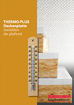 THERMOPLUS isolation de plafonds télécharger PDF